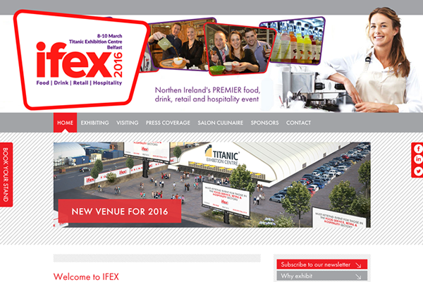 IFEX screenshot